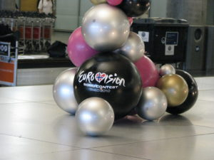 Eurovision arrives in Oslo
